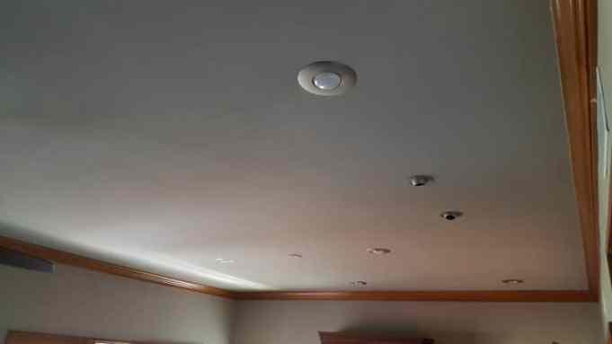Level 5 ceiling LED lighting