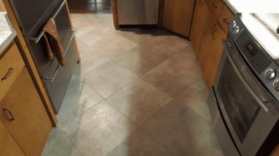 kitchen flooring tile remodel
