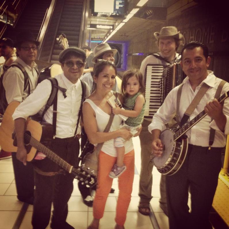 Metro Gold Line Mariachi Plaza Fun