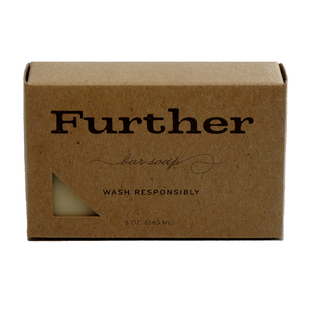 Further Glycerin bergamot Bar Soap