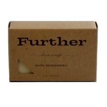 Further Glycerin bergamot Bar Soap