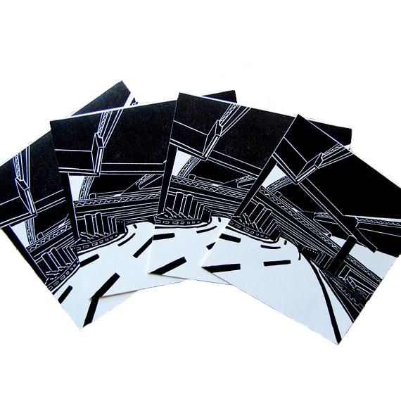 10 West cards