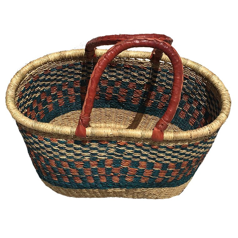 Kenyan handcrafted bag from Baobab Collectives