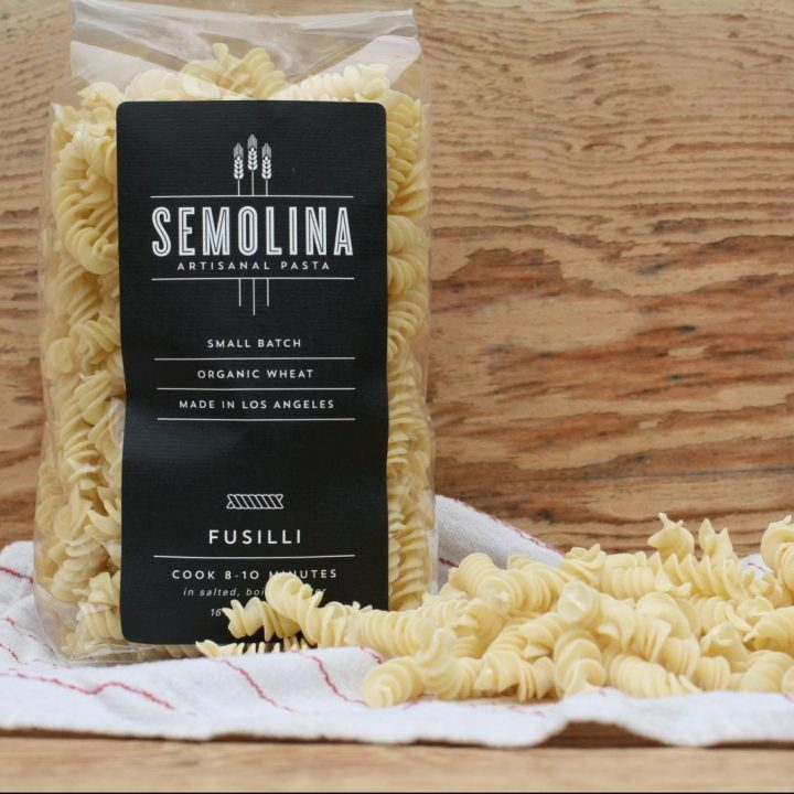 Organic Fusilli Pasta