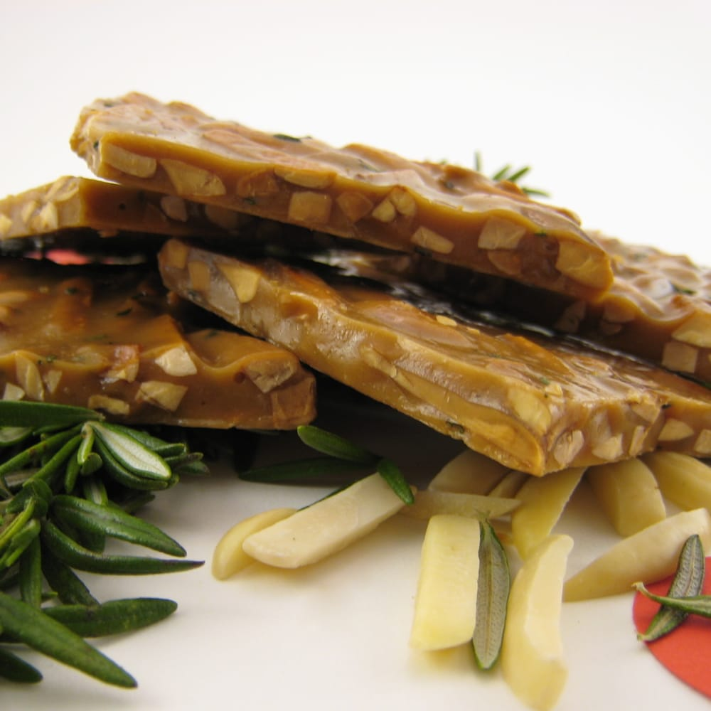 fresh butter crunch toffee