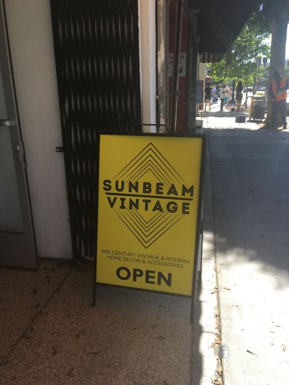 Sunbeam Vintage