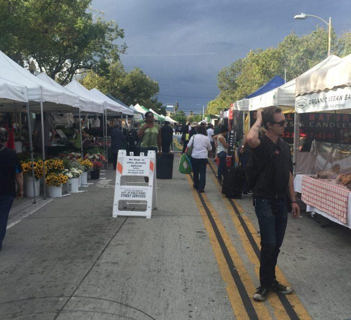 Culver City Farmers Market