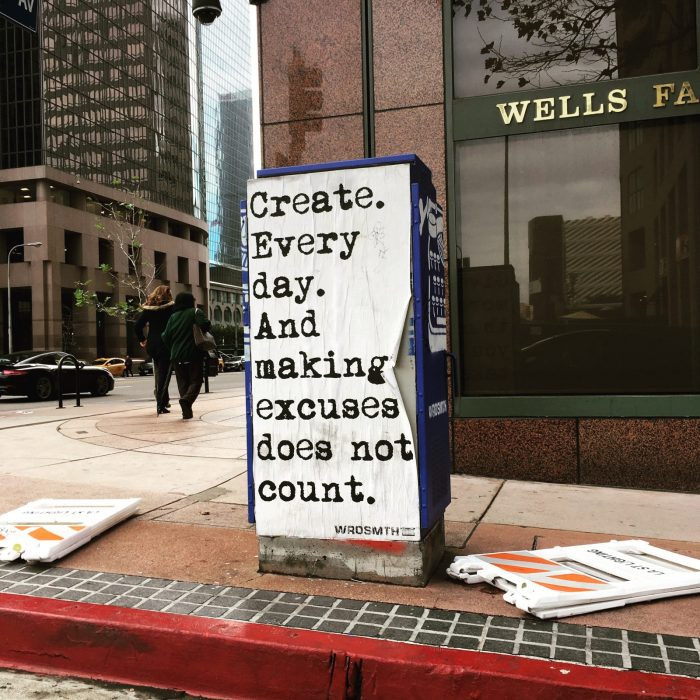 WRDSMTH in DTLA