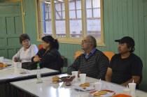 Primer Taller de Recuperación de Historia de Barrio.-
