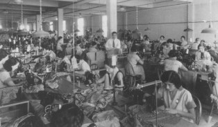 In 1933, the Los Angeles garment industry employed nearly 7,500 workers, half of which were scattered in an estimated 200 small sweatshops in the downtown garment district. Latinas comprised nearly 75 percent of those workers, with the rest consisting of Italians, Russians and Americans.