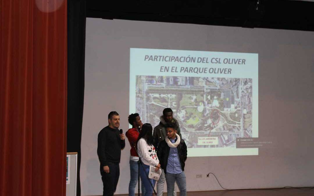 Centro Sociolaboral Oliver
