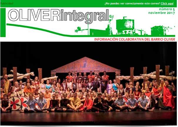 Oliver Integral #5