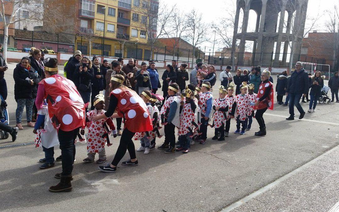 Carnaval 2018 en el Colegio Fernando el Católico