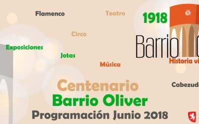 Continúan las actividades del Centenario de Oliver