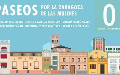 La Zaragoza de las Mujeres pasea por Oliver
