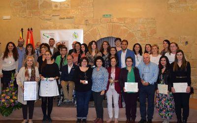 La Bezindalla recibe el Premio Trabajo Social en el Siglo XXI