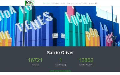 barriooliver.com en los Premios Ebrópolis 2019