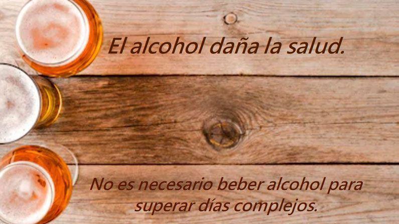 Alcohol en tiempos del coronavirus