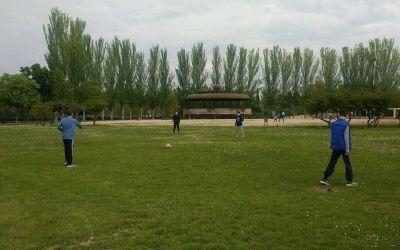 Vuelta de los niños al Parque el domingo 26 de abril