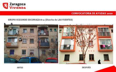 Subvenciones de la DGA para la rehabilitación de viviendas