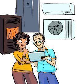 etiquetado electrodomésticos