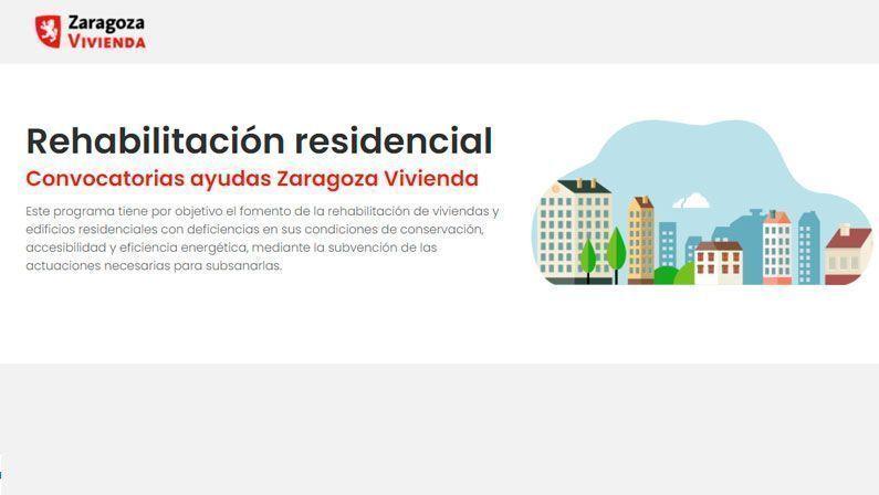 Convocatoria de ayudas de rehabilitación de vivienda 2021