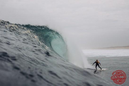 Photographe : Bastien Bonnarme - Surfeur : Pierre Cambon