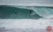 Photographe : Olivier Marci - Surfeur : Rémi Derepas