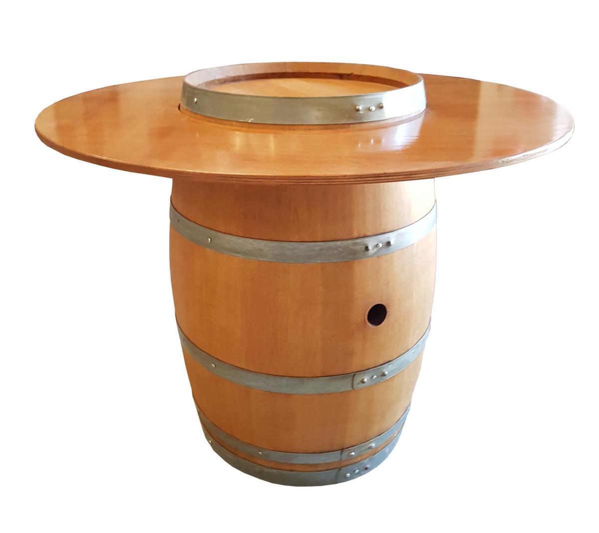 Meuble Bar Tonneau