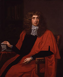 Lord Chief Justice Lord Chief Justice Jeffreys: clever, sadistic and often drunk