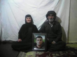 Saman Naseem's Parents waiting for his execution