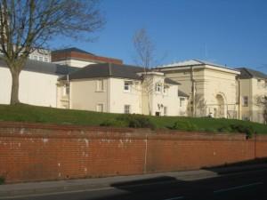 Winchester Prison: Crime Scene