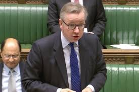 Gove: Cameron's deal is not legally binding.