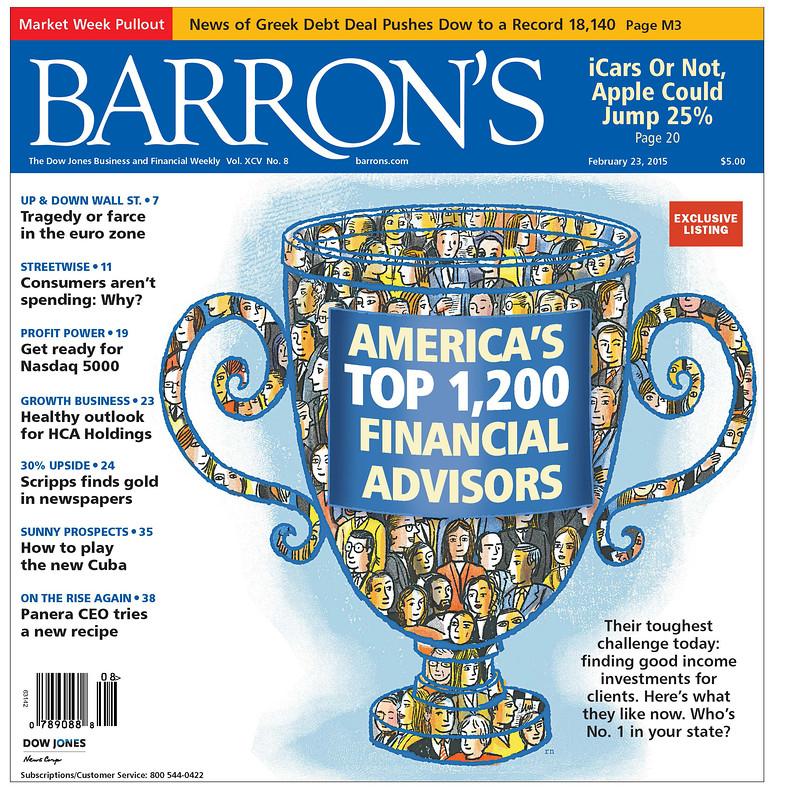Investment News Magazine  Business Finance Magazine  Business Finance  Barronscom