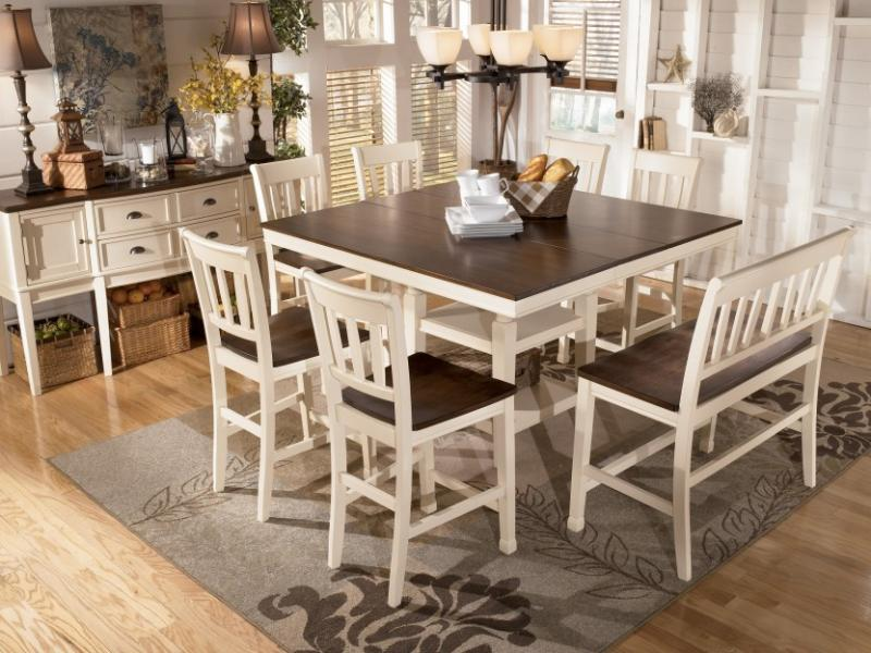 Barrons Furniture And Appliance Counter Height Dining