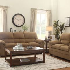Dual Reclining Sofa And Loveseat Red Microfiber Sectional With Chaise Barron's Furniture Appliance - Living Room