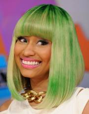 green hair color st. patrick's