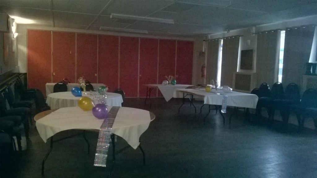Barrow Conservative Club Function Room