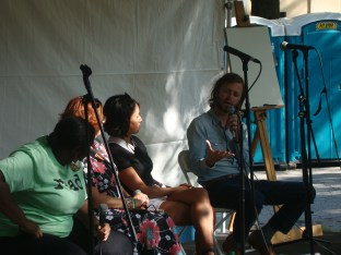 Decatur Book Festival 009