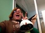 Barrow #WRAD15 Selfie (54)