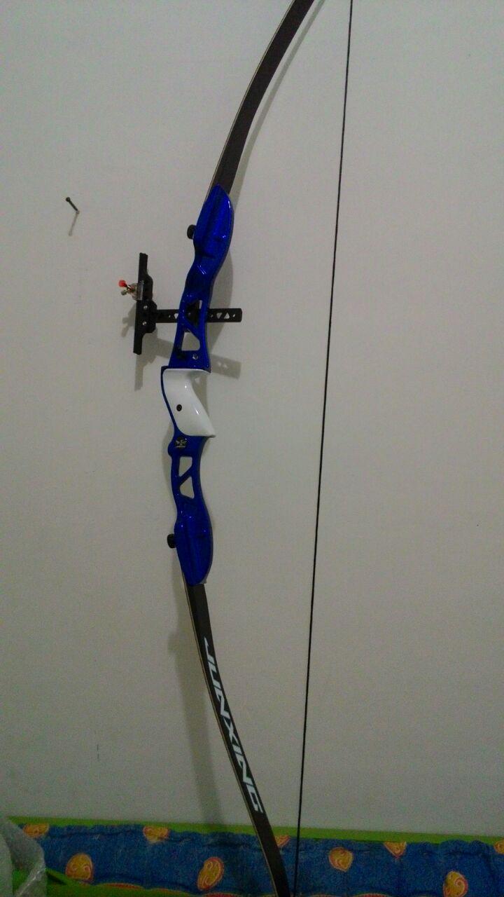 Cara Membuat Anak Panah Tradisional : membuat, panah, tradisional, Membuat, Busur, Panah, Barru, Archery