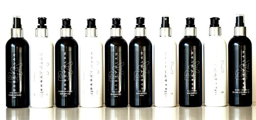 Hair products used at hairsalon barry alan norwich