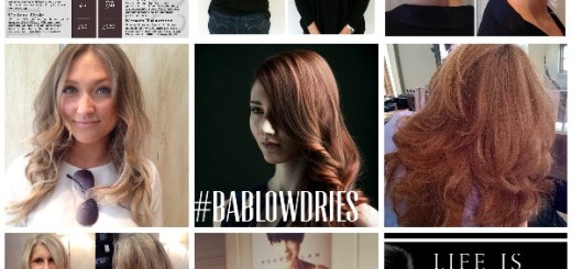 Blowdries at hair salon Norwich