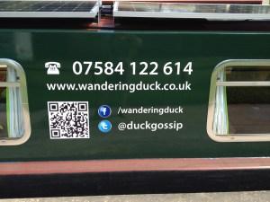 Wandering Duck, hotel boat