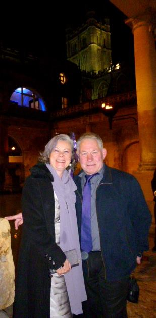 Barry and Sandra Bath wedding