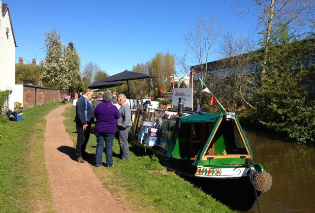 The Home Brew Boat at Stone RCTA Floating Market