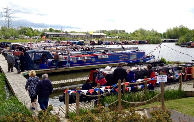 Mercia Marina Floating Market 2016