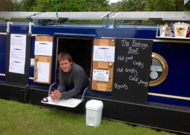The Beverage Boat