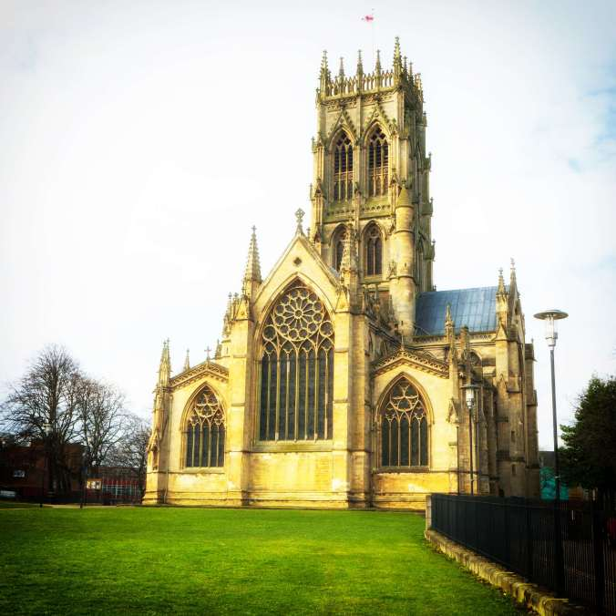 NNB Areandare The Minster Church of St George at Doncaster