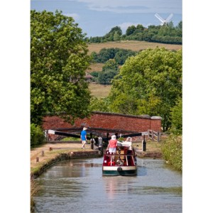 Napton-on-the-Hill on the Oxford Canal